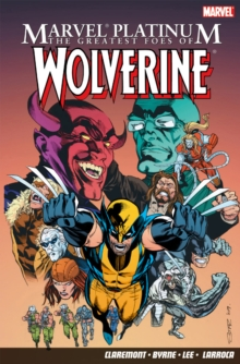 The Greatest Foes of Wolverine, Paperback