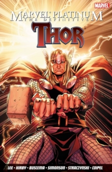 Marvel Platinum : The Definitive Thor, Paperback