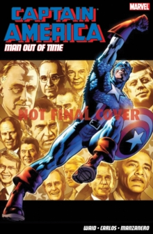 Captain America : Man Out of Time, Paperback