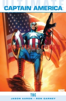 Ultimate Comics Captain America, Paperback