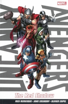Uncanny Avengers : Red Shadow, Paperback Book
