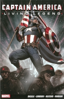 Captain America : Living Legend, Paperback