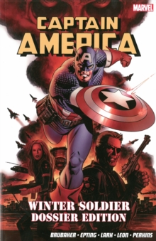 Captain America : Winter Soldier Dossier Edition, Paperback