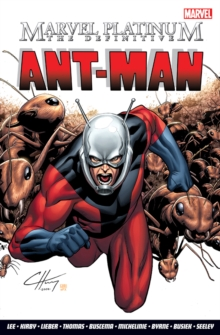 The Marvel Platinum : Definitive Ant-Man, Paperback