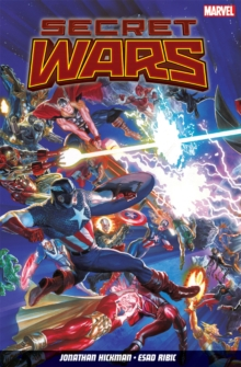 Secret Wars, Paperback Book
