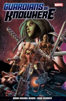 Guardians of Knowhere, Paperback