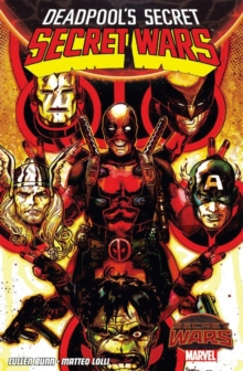 Deadpool's Secret Secret Wars, Paperback