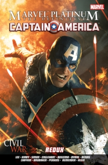 Marvel Platinum: The Definitive Captain America Redux, Paperback