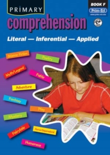 Primary Comprehension : Fiction and Nonfiction Texts Bk. F, Paperback