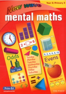 NEW WAVE MENTAL MATHS YEAR 2 PRIMARY 3,