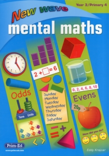 NEW WAVE MENTAL MATHS YEAR 3 PRIMARY 4, Paperback