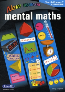NEW WAVE MENTAL MATHS YEAR 6 PRIMARY 7,