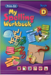 My Spelling Workbook : Book D, Paperback