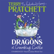 Dragons at Crumbling Castle : And Other Stories, CD-Audio