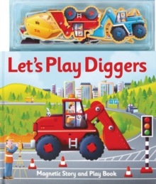 Let's Play Diggers, Hardback