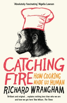 Catching Fire : How Cooking Made Us Human, Paperback