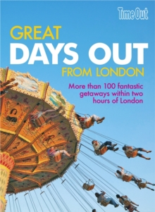 Great Days Out from London, Paperback Book