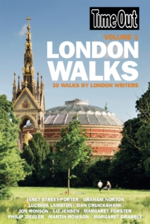 Time out London Walks : Volume 1, Paperback