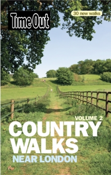 Time Out Country Walks Near London : v. 2, Paperback