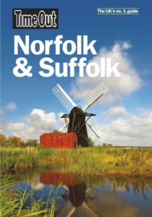 Time Out Norfolk & Suffolk, Paperback Book