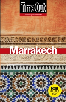 Time Out Marrakech, Paperback