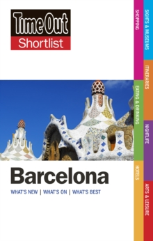 Time Out Barcelona Shortlist, Paperback