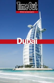 Time Out Dubai City Guide, Paperback