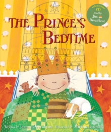 The Prince's Bedtime, Mixed media product