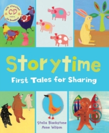 Storytime : First Tales for Sharing, Mixed media product