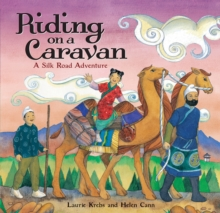 We're Riding on a Caravan, Paperback Book