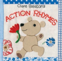 Clare Beaton's Action Rhymes, Board book