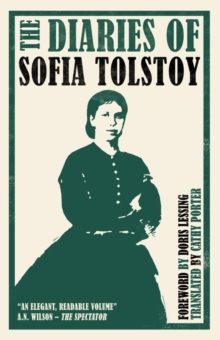 The Diaries of Sofia Tolstoy, Paperback