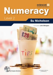 Numeracy : Edexcel ALAN Student Book Level 2, Mixed media product