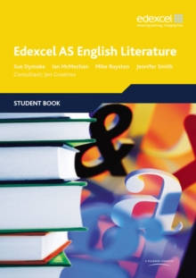 Edexcel AS English Literature : Student Book, Paperback