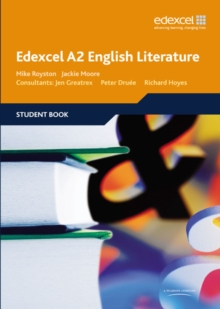 Edexcel A2 English Literature Student Book, Paperback Book