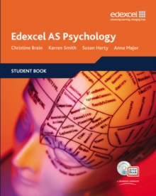 Edexcel AS Psychology Student Book + ActiveBook, Mixed media product