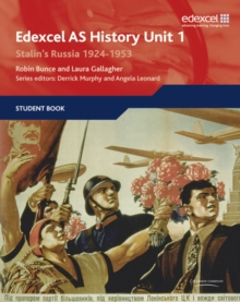 Edexcel GCE History AS Unit 1 D4 Stalin's Russia, 1924-53, Paperback