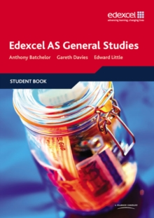 Edexcel AS General Studies : Student Book, Paperback Book