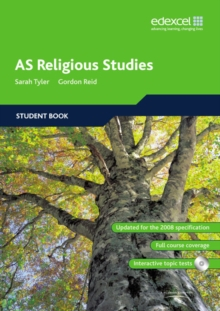 Edexcel AS Religious Studies : Student Book, Mixed media product Book