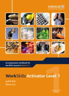 Work Skills Activator Level 1, Spiral bound