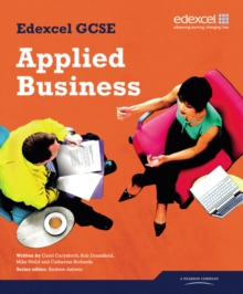 Edexcel GCSE in Applied Business Student Book : Student Book, Paperback