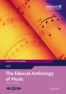 The Edexcel A Level Music Anthology, Paperback