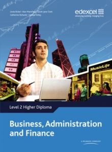 Level 2 Higher Diploma in Business Administration and Finance Student Book : Student Book, Paperback