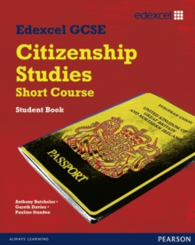 Edexcel GCSE Short Course Citizenship Student Book, Paperback