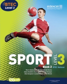 BTEC Level 3 National Sport Book 2 : Book 2, Paperback