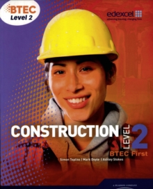 BTEC Level 2 First Construction Student Book, Paperback