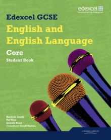 Edexcel GCSE English and English Language Core Student Book, Paperback