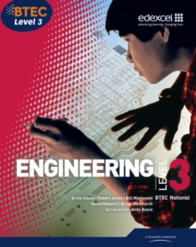 BTEC Level 3 National Engineering Student Book, Paperback Book