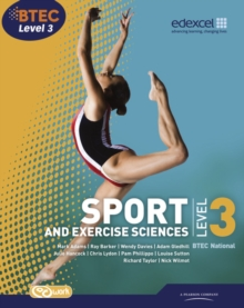 BTEC Level 3 National Sport and Exercise Sciences Student Book, Mixed media product Book