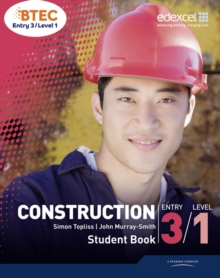 BTEC Entry 3/Level 1 Construction Student Book, Paperback